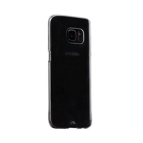 Case-Mate Barely There Case für Samsung Galaxy S7 in transparent - von Samsung zertifizierte Schutzhülle [Extrem dünn | Sehr leicht | Kratzfeste Oberfläche] - CM033966 - Original Case-mate