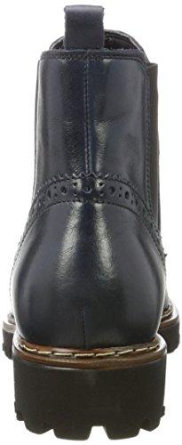 Tamaris Damen 25942 Chelsea Boots Blau (Navy)