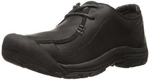 Keen Herren Portsmouth Brogues, Schwarz (Black), 45 EU (Männer Schuhe Keen Für)