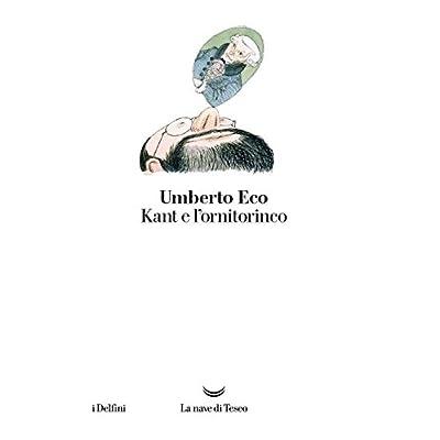 Kant E L'ornitorinco