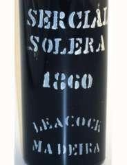 LEACOCK Sercial Solera 1860, Madeira