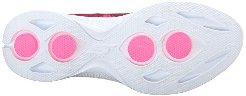 Skechers Performance-Go-Weg 4 elektrifizieren Flourish Walking-Schuh Pink