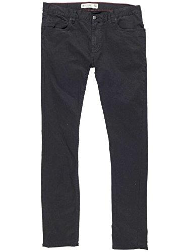 Herren Jeans Hose Element Boom Jeans Flint Black