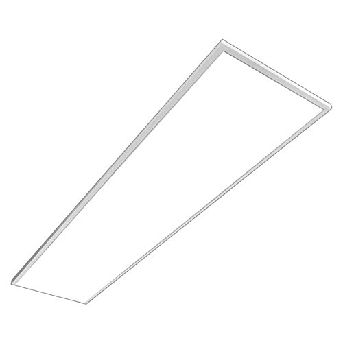 LED Panel, MAREN, 50W, PHILIPS CertaDrive, Neutral, 1195x295mm, LED Panel, Rasterleuchten, Pendelleuchte, Büroleuchten