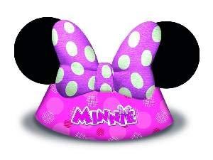 Disney Junior Minnie- Sombreros, Color rosa (Procos 53823)