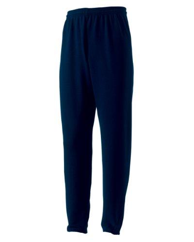 Jerzees - Pantalon -  Homme Bleu - French Navy