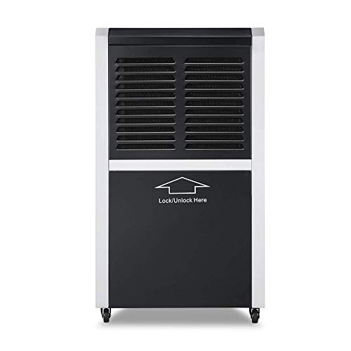 31U%2B88k5O0L. SS500  - Dsnmm Dehumidifier Basements 110 Pint,Energy Star Certified Space up to 1,300 sq. ft,Reduce Mold Moisture,Portable Wheels