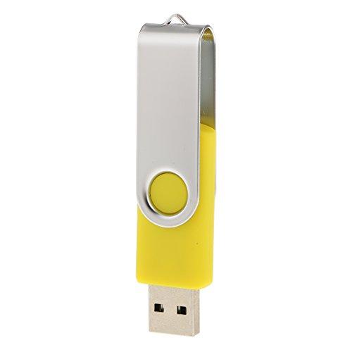 16-gb-festplatte (Usb 2.0 Metall USB Stick Flash Memory Stick Speicherstick Daumen U Festplatte - 16 GB)