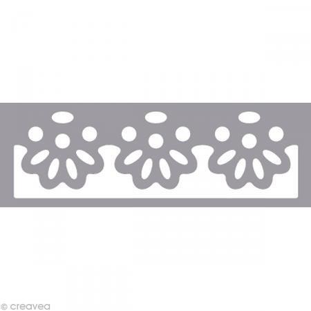 RAYHER - 89817000 - Bordes-Perforadora - Forma Flor
