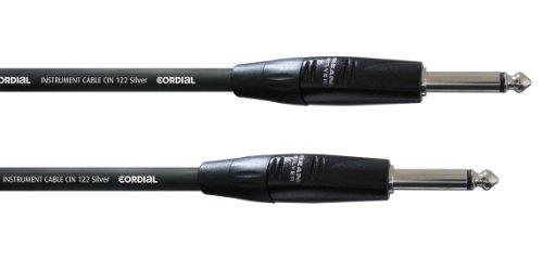 INTRO CII 6 PP Instrumenten-Kabel, 6m schwarz