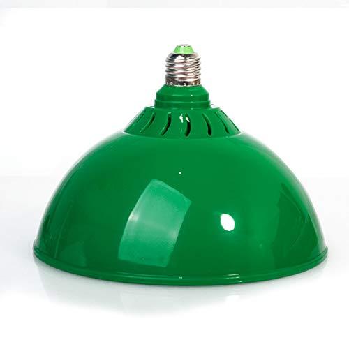 TZTED Pflanzenlampe Grow LED Pflanzenleuchte Wachstumslampe 80W Für Zimmerpflanzen Blumen Und Gemüse,Green (Ge-licht-schalter)