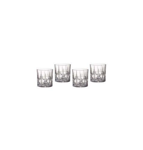 Waterford Marquis Sparkle Double Old Fashioned Gläser, 4Stück von Waterford Glas Marquis