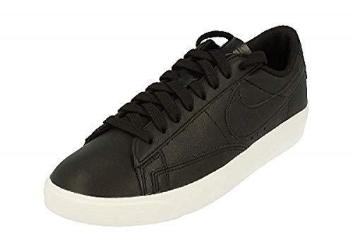 Nike Damen W Blazer Low Basketballschuhe Schwarz Black 001, 36.5 EU (Golf Blazer)