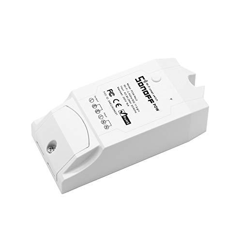 Sonoff POW R2 16A Power Monitor MQTT Schalter mit Tasmota Firmware