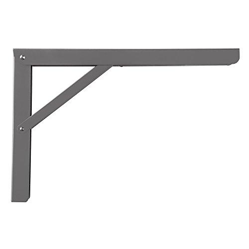 Preisvergleich Produktbild Schwerlast-Konsole Klappkonsole Tisch - Sitzbank Klappträger klappbar PROFI LINE / Metall verzinkt / 300 x 30 x 200 mm / Tragkraft 180 kg / MADE IN GERMANY / 1 Stück - Klappwinkel für Wand-Montage