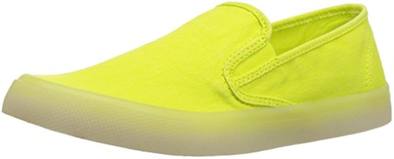 Sperry Sperry Sperry Wouomo Seaside Drink scarpe da ginnastica, giallo, M 070 Medium US | Il colore è molto evidente  | Maschio/Ragazze Scarpa  6a1089