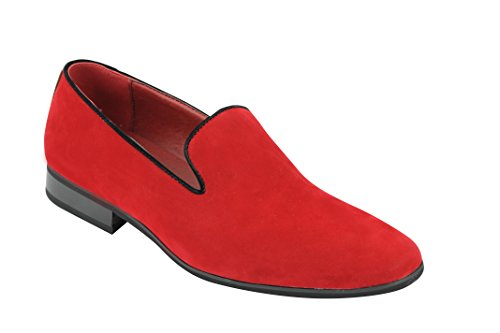 Xposed , Chaussons homme Daim rouge