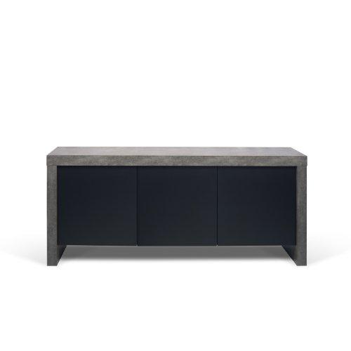 Preisvergleich Produktbild Temahome Sideboard Pombal grau