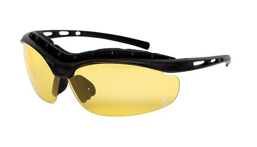 BROWNING SUNDOWN   GAFAS  COLOR NEGRO / AMARILLO
