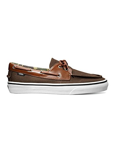 Vans–Unisex Zapato Del Barco Scarpe in C & L Cant (c&l) canteen/camo