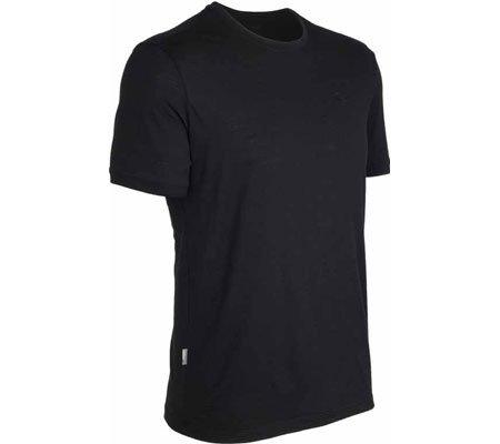 Icebreaker Herren T-Shirt Tech Lite Short Sleeve Black