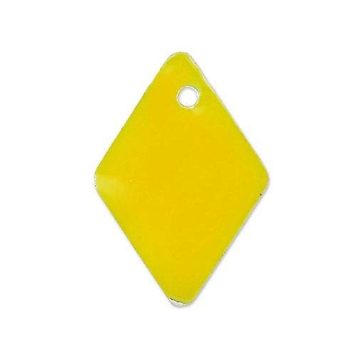 rombi-in-smalto-epossidico-15-mm-sunflower-x8