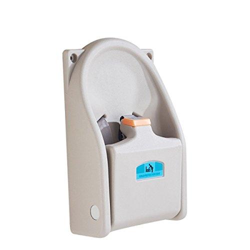 WANG Sièges De Sécurité Bébé Soins Couches Table Pliante Toilettes Lieux Publics 25 * 34.5 * 51 Cm