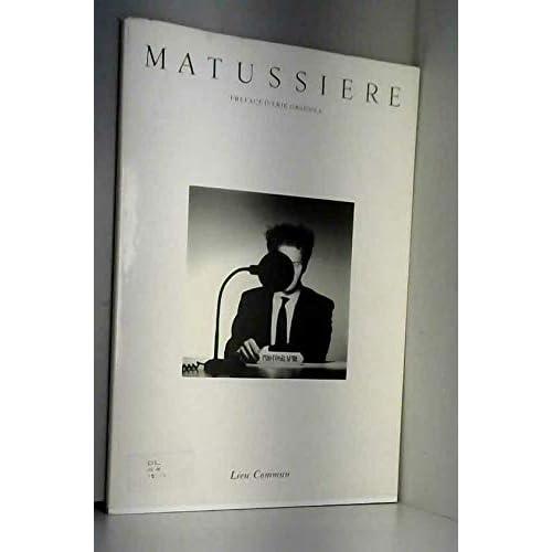 MATUSSIERE