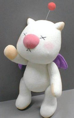 Abysses Corp - Peluche - Final Fantasy Series - Peluche Moogle