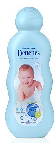 Denenes - Muy Suave - Jabón para bebe, 750 ml