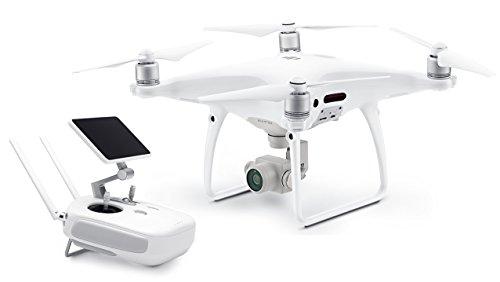 DJI CP.PT.000547 Phantom 4 Pro Plus Kameradrohne, 20 Megapixel weiß/grau - 2