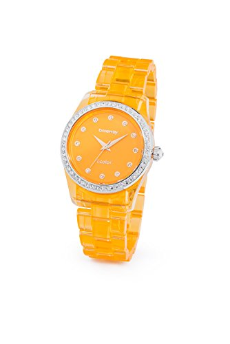 Relojes Brosway - relojes para mujer T-COLOR naranja translúcido