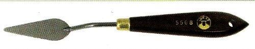 Lukas Malmesser 5568, Spachtel zum Farbauftrag, Klinge 6cm spitz