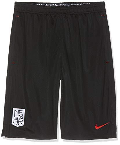 Nike Jungen NYR B NK Dry KZ Shorts, Black/Challenge Red, M