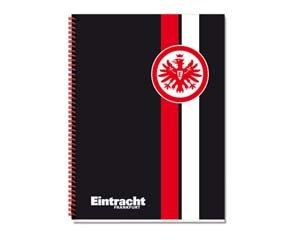 Eintracht Frankfurt Collegeblock A4
