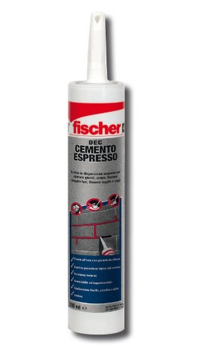 FISCHER - DEC CEMENTO ESPRESSO COD.522431 - 1pz.