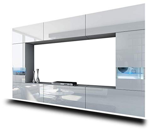Moderne Wohnwand