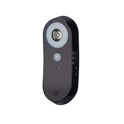 Beisoug LED Nachtlampe Licht Licht Beweglicher drahtloser Bewegungssensor Nightlight Nightro