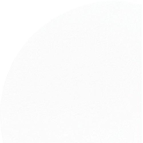 Dunicel Tischdecken Rund Weiß Ø 180 cm 5er Set, Runde Tischdecke weiß, Dunicel Runde Papiertischdecke weiß, Runde Tischdecke Hochzeit weiß, Runde Tischdecke Papier weiß, Tischdekoration weiß