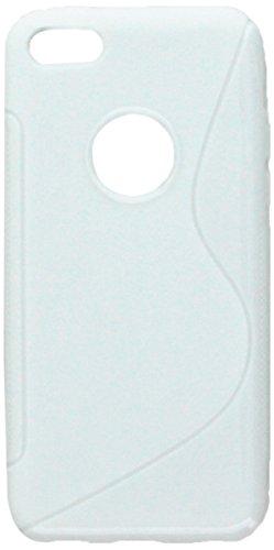 MPERO FLEX S Series Schutz Case Tasche Hülle for Apple iPhone 5C - Light Grau