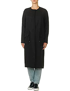 Dr Denim Jeansmakers Women's Jill Coat Women's Black Loose Coat