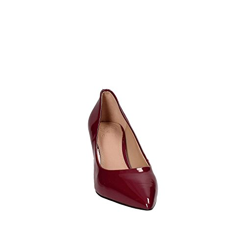 Scarpe donna Guess n 3540 sandali alti neri in pelle SCONTATISSIMA