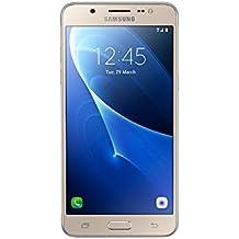 "Samsung Galaxy J5 (2016) SM-J510F SIM única 4G 16GB Oro - Smartphone (13,2 cm (5.2""), 16 GB, 13 MP, Android, 6.0, Oro)"