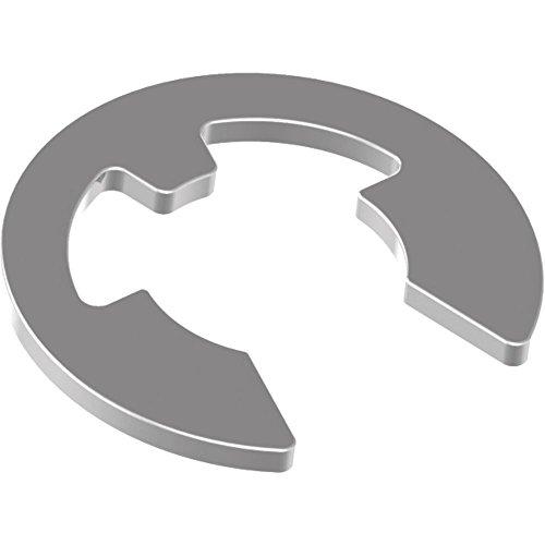 500 Stück Sicherungsscheiben f. Wellen DIN 6799 - 1.4122 4,0 für Ø 5,0- 7,0
