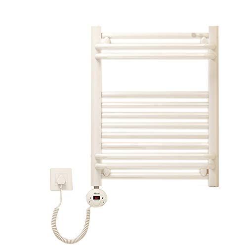Elektrisches thermostatisches Badezimmer beheizte Handtuchstange Handtuchhalter Heizkörper Chrom