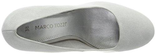 con Comb Tozzi Grey Scarpe Grigio Marco Donna 22441 Tacco ft8xx