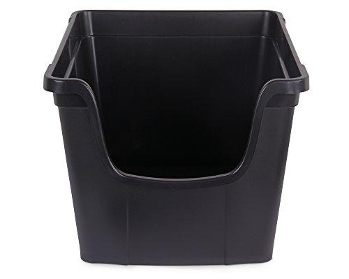 Ondis24 Aufbewahrungsbox Lagerbox Allzweckbox Sichtbox Multi Wow stapelbar & nestbar