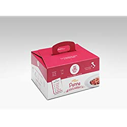 PENNE ALL'ARRABBIATA My Cooking Box x2 Porciones - Regalo de Navidad