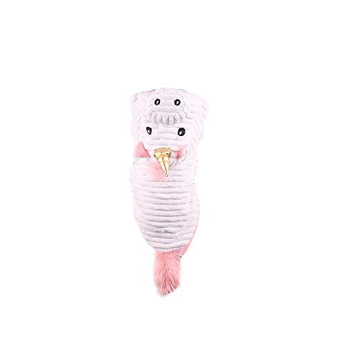 Kostüm Stehen Hunde - Haustier-Kostüm Art und Weise nettes Einhorn Transformed Kleid Cosplay verkleiden Kostüme Hund Lustige Stehen Kleidung Tierbedarf 1pc L