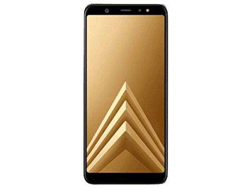 "Samsung Galaxy A6 Plus - Smartphone libre Android 8,0 (6"" FHD+), Dual SIM, Cámara Trasera 16MP + 5MP Flash (3 nivles) y Frontal 24MP + Flash, Oro, 32 GB 6"" - Versión española"